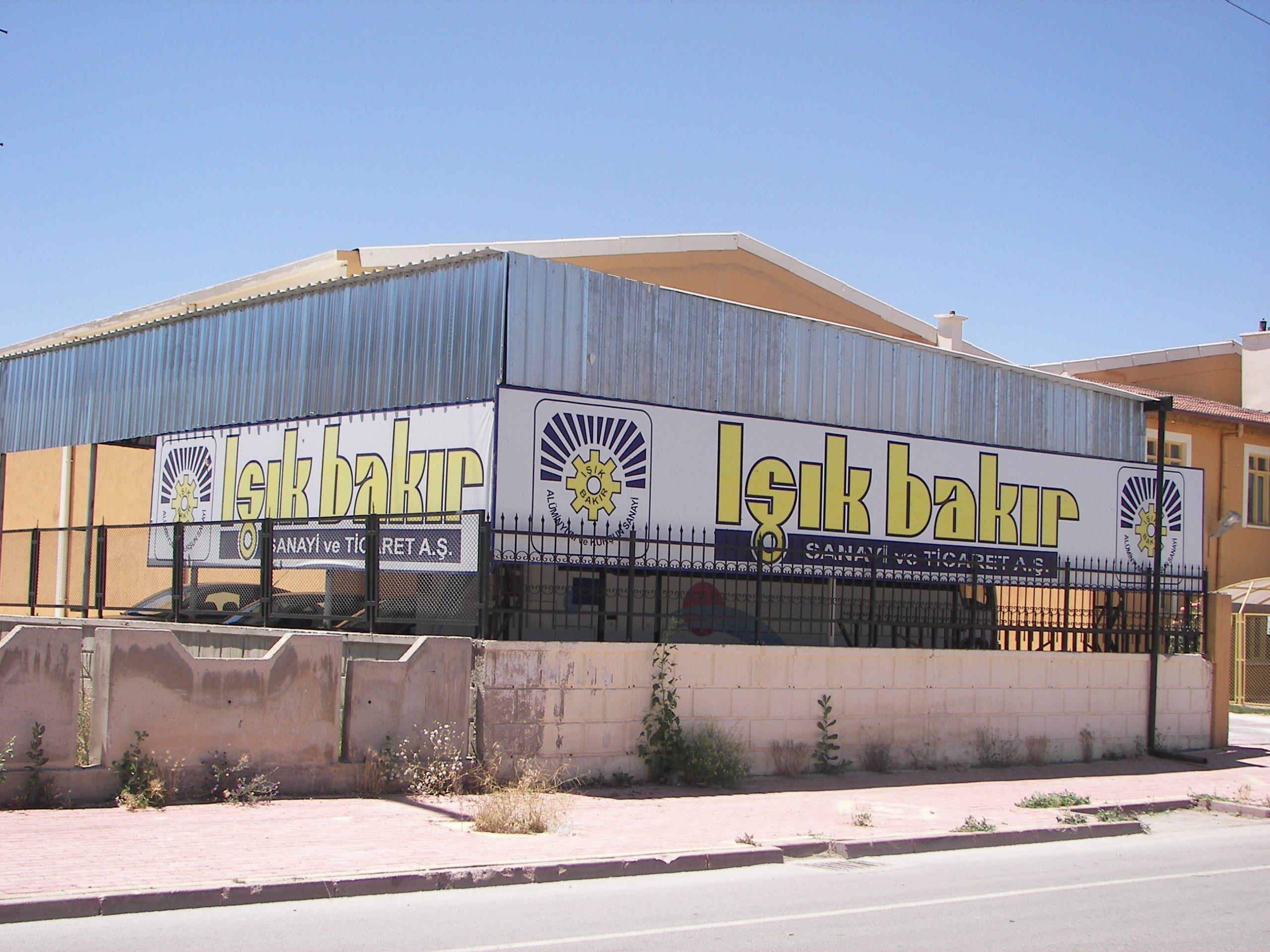 isikbakir fabrika