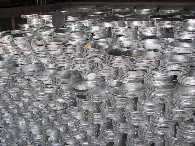 aluminyum celik caydanlik tabani