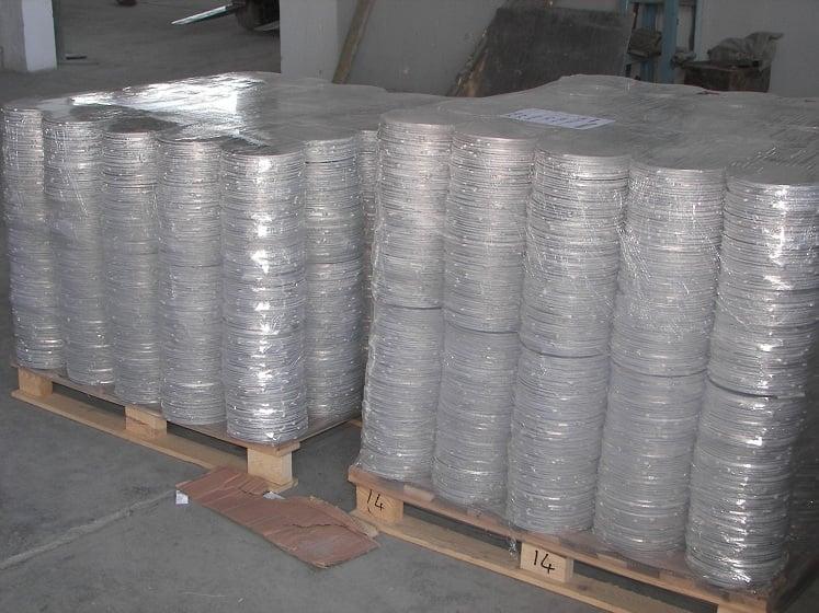aluminyum taban